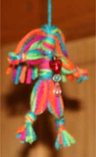 Make A JuJu, Moppet, Poppet or Magic Doll Step By Step