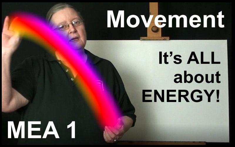 Movement - It's all about energy!