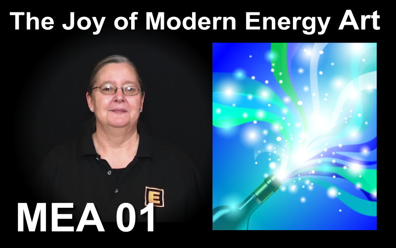 New Course: Silvia Hartmann's The Joy of Modern Energy Art 🎨