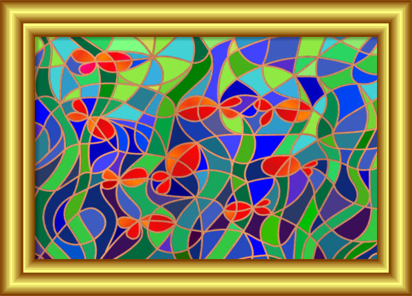 Wish Fish - 9 Fish Art Solutions Symbol Hybrid Painting by Silvia Hartmann