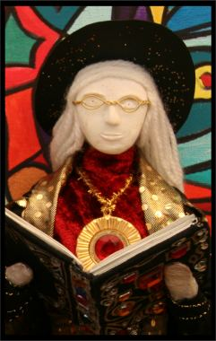 Art Doll Prophet & His Book