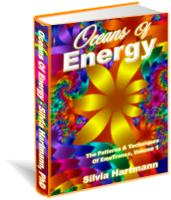 Oceans Of Energy First Edition Cover Design by Silvia Hartmann 2002