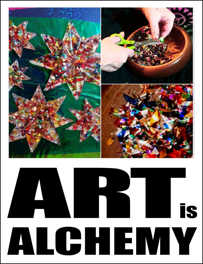 ART IS ALCHEMY!
