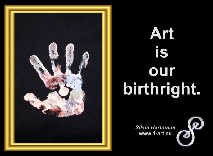 Art is our birthright