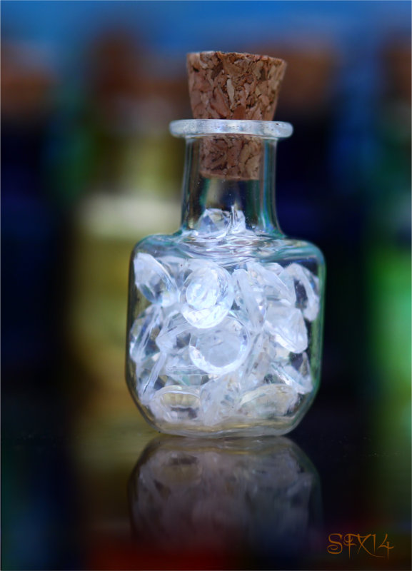"Magic Spell ""Diamond Bottle"""