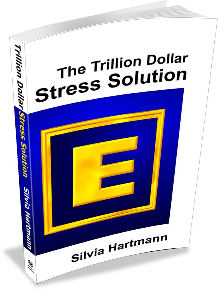 Trillion Dollar Stress Solution Book Cover