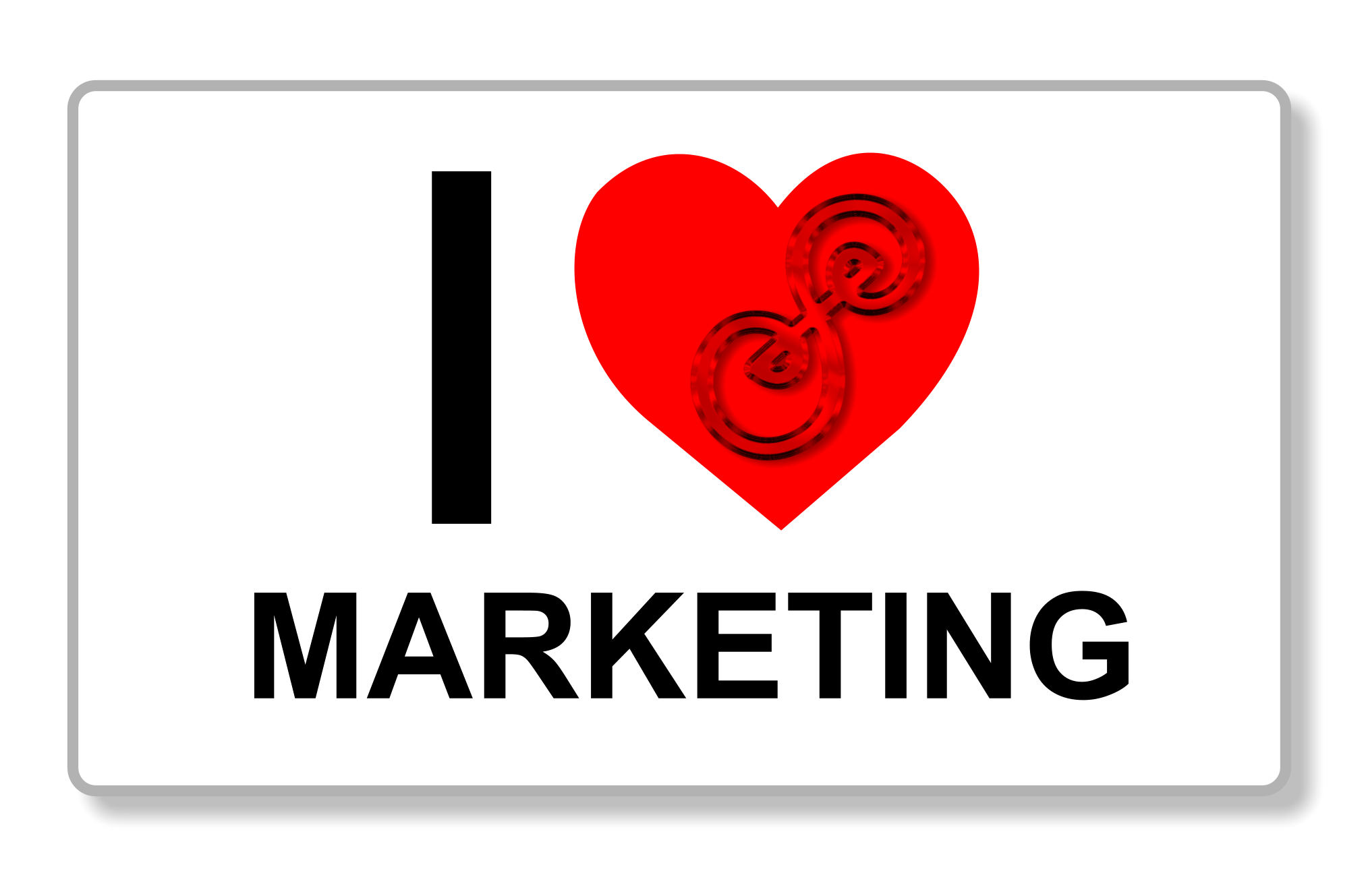 I heart marketing
