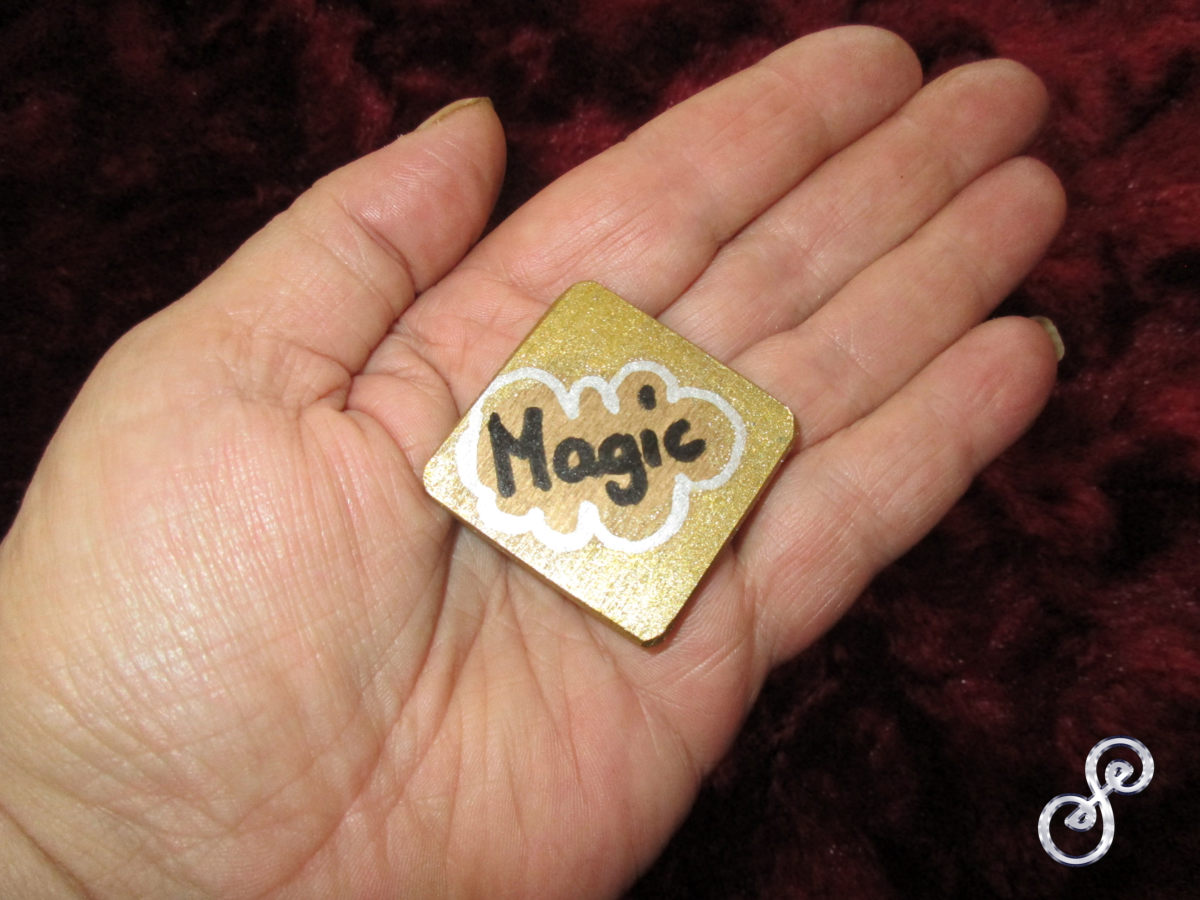 Magic in the hand