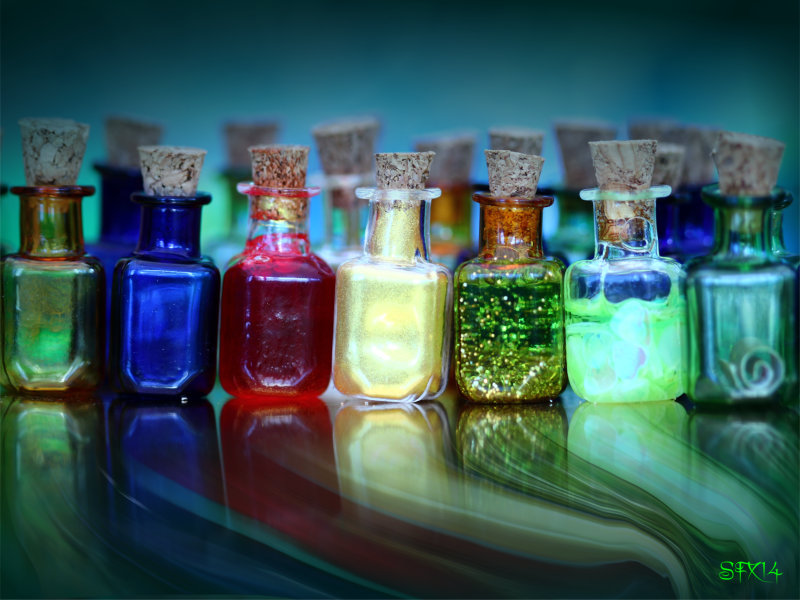 Magic Spells & Potions :-)