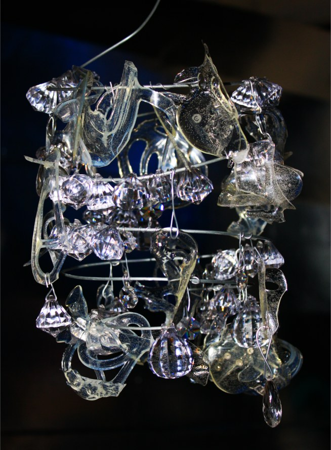 Playful Chandelier