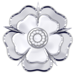 Rose Symbol - The Mystical White Rose