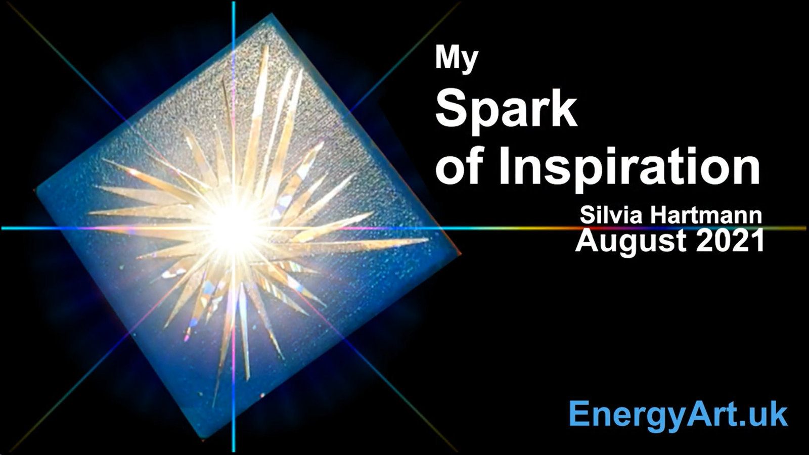 """My """"Spark of Inspiration"""" :-)"""