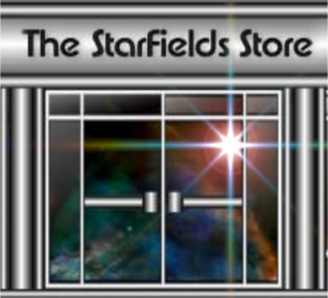The StarFields Shop Of Magic