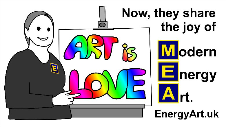 Art is love