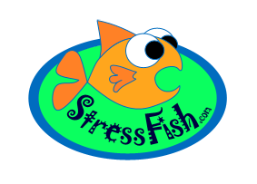 StressFish helps with stress online fast!