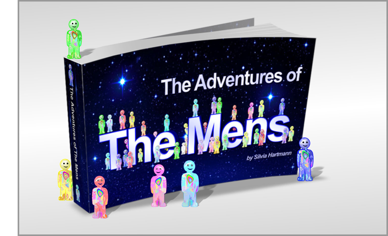 The Mens Bookcover of free kids book by Silvia Hartmann